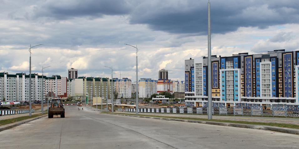 Первую очередь дороги-дублера улицы Якубовского иЗагородного шоссе вМогилеве откроют 17сентября