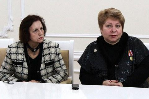 Симоновские чтения-2013 торжественно открыли в Могилёве