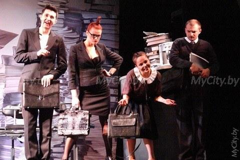 Театр имени Я.Купалы стал победителем Международного форума в Кишинёве