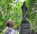 ПоМашековскому кладбищу сИгорем Пушкиным