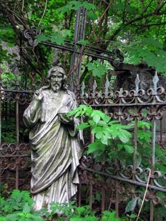 Скульстура работы скульптора П.Г. Яцыны