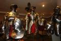 Посмотреть выставку исторических реконструкций «Доспехи и оружие Западной Европы XVI-XVIII в.в.» могилевчане могут в областном краеведческом музее