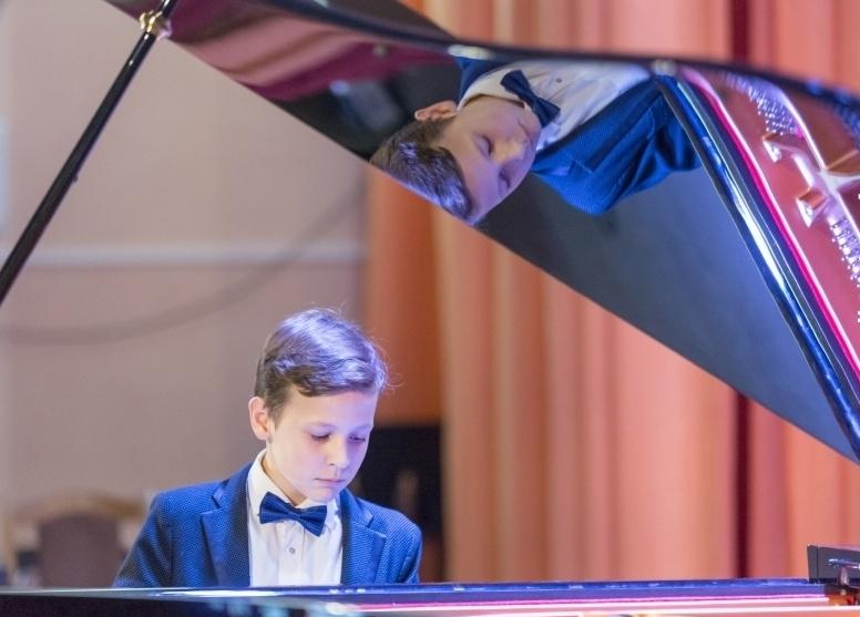 Могилевский музыкант стал победителем Международного детского конкурса «Музыка надежды»