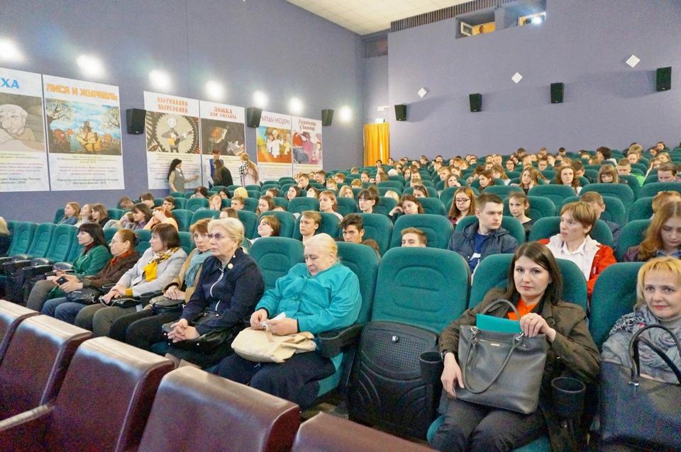 Белорусский детективный фильм презентовали вМогилёве