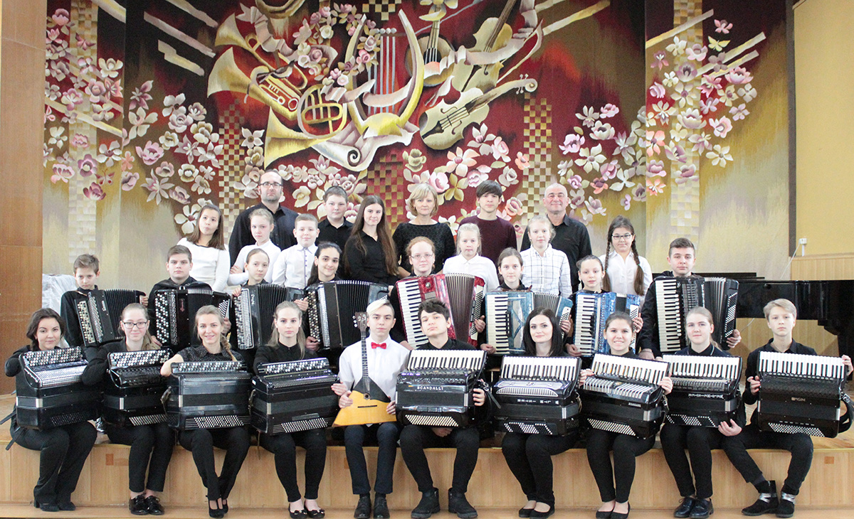 Наодин «Образцовый» оркестр вМогилёве стало больше