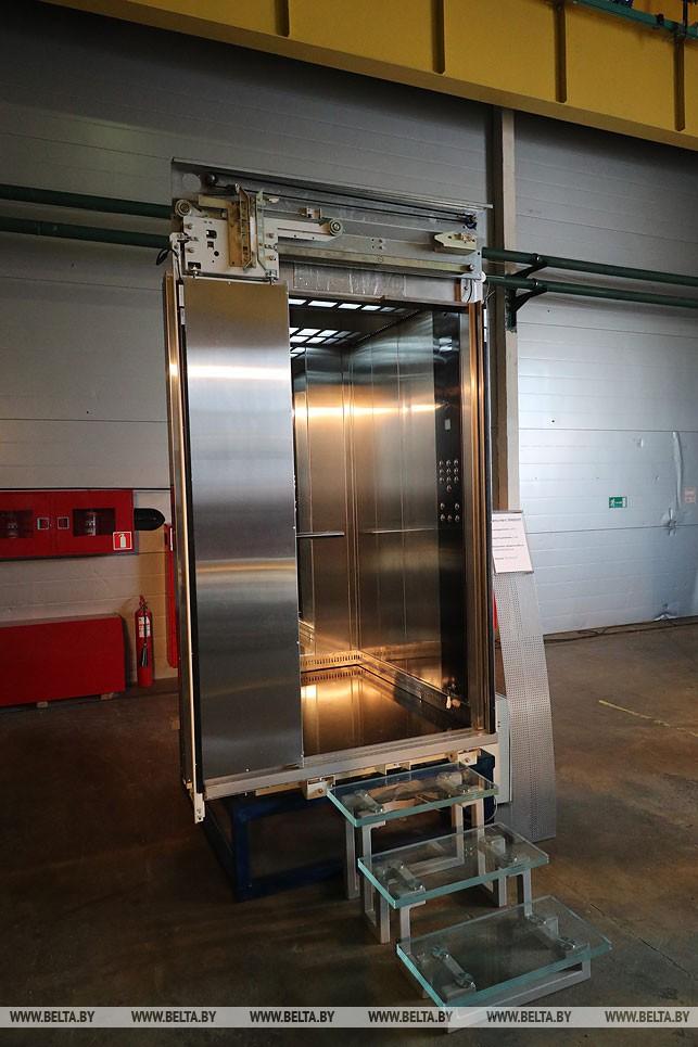 Могилёвские лифты будут собирать вРоссии