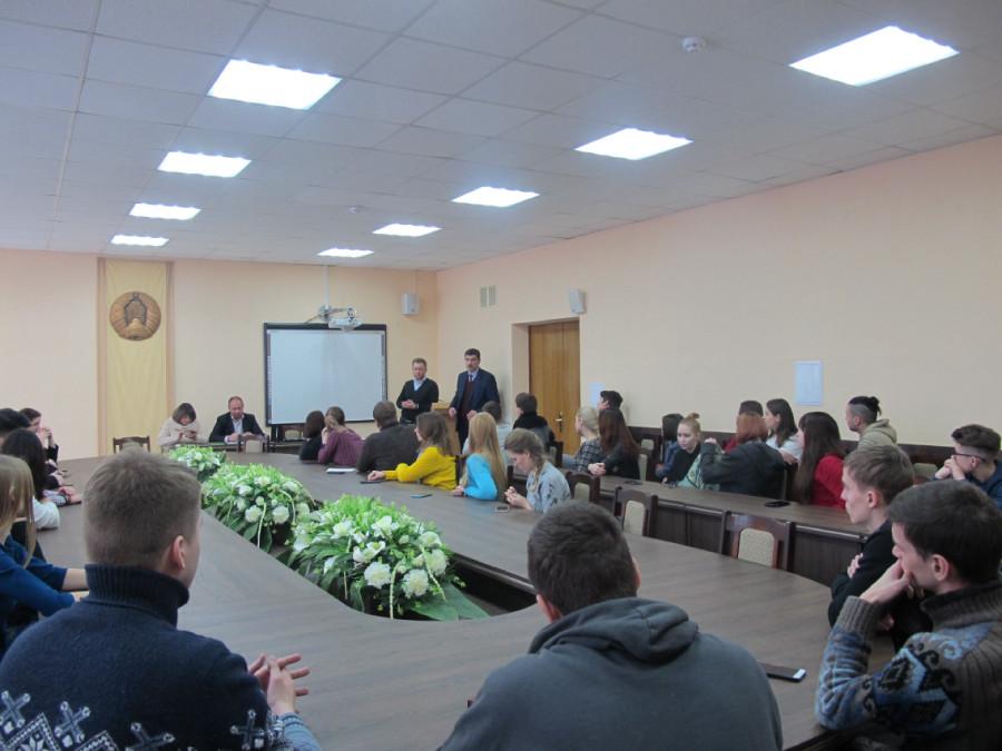 Определены направления взаимодействия между Могилёвским университетом продовольствия ироссийской компанией UMATEX