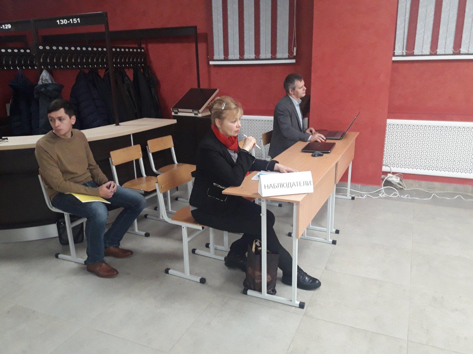 ВМогилеве открылись участки для голосования