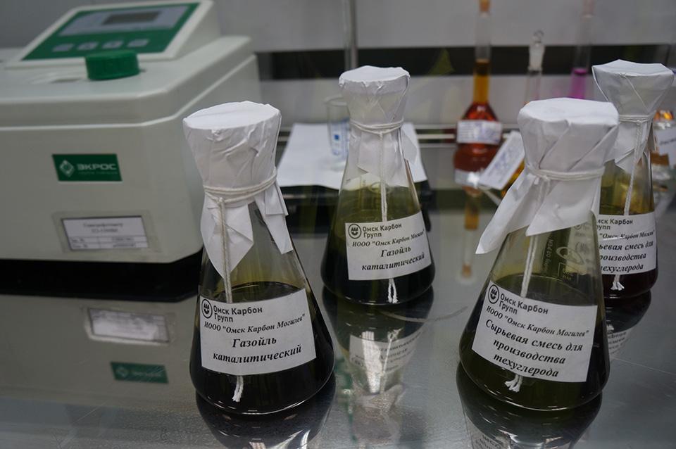 Первый пусковой комплекс попроизводству технического углерода на«Омск Карбон Могилёв» будет опробован воктябре— ноябре