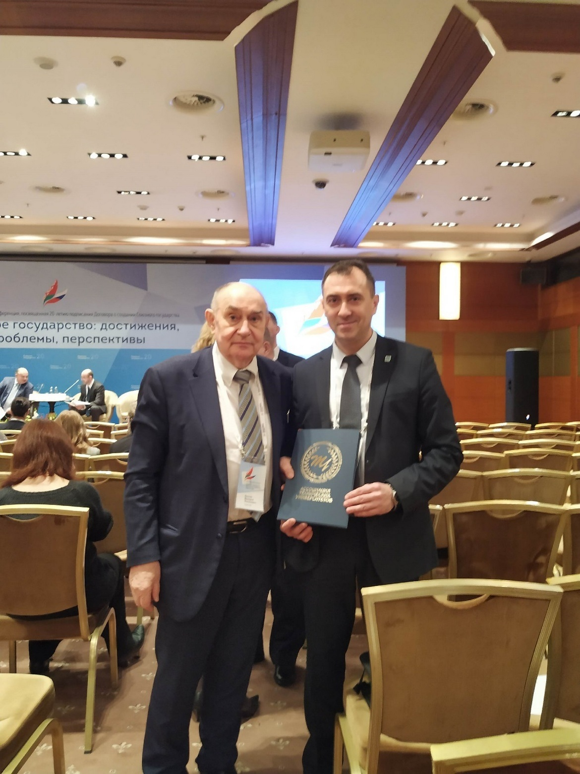 Могилевский БРУ принят в состав членов Ассоциации технических университетов