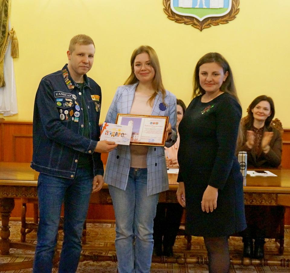 Лучших  командиров, комиссаров, бойцов студотрядов чествовали в Могилеве