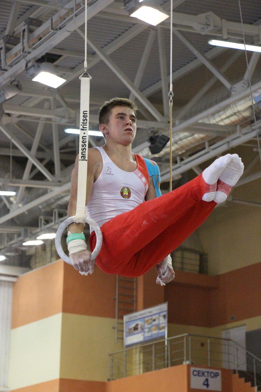 Могилевский гимнаст стал победителем первенства Беларуси