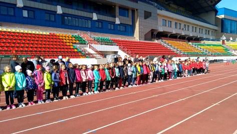 Вфинале спортивно-массового мероприятия «300 талантов для Королевы» примут участие 43представителя Могилевщины
