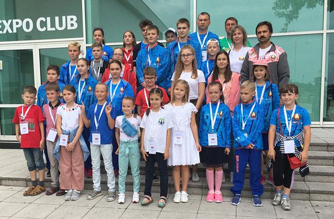 Международный гроссмейстер изМогилёва Ольга Баделько стала серебряным призёром чемпионата Европы