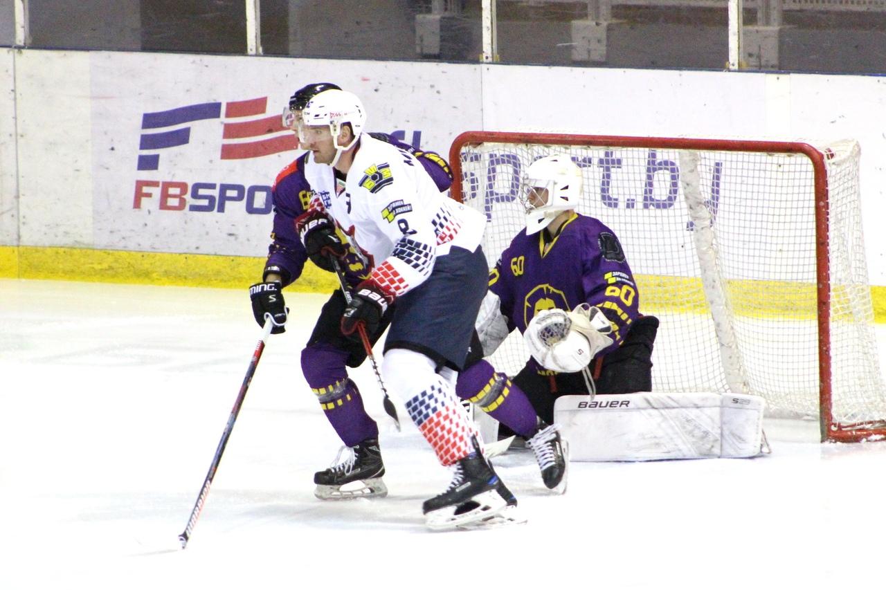ХК«Могилёв» одержал домашнюю победу над жлобинским «Металлургом»
