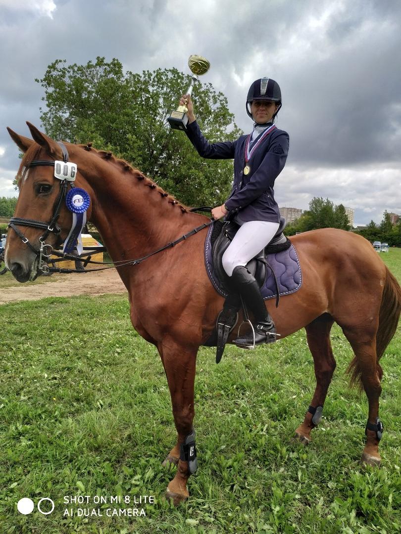 Могилёвская спортсменка завоевала золотую медаль намеждународных соревнованиях потроеборью
