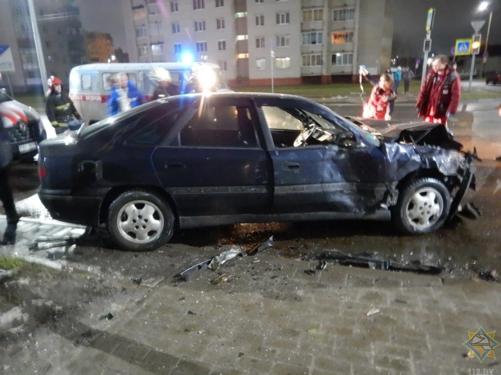Два человека погибли вДТП вМогилеве