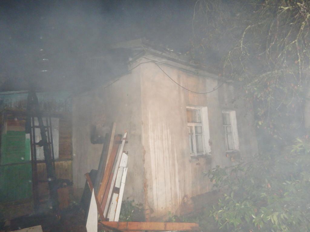 Жилой дом, автомобиль и складское помещение горели в Могилеве в прошедшие выходные