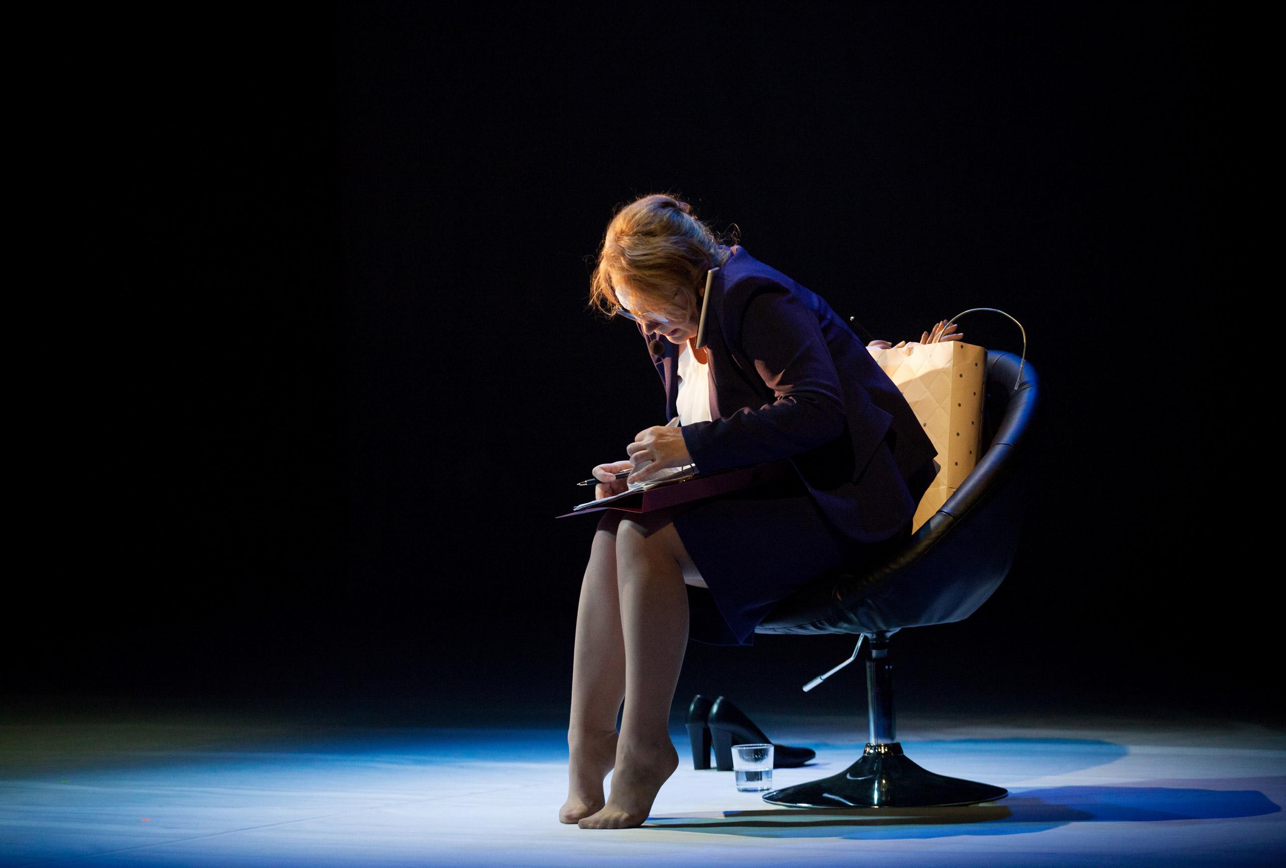 Спектакль «Без пудры» Могилевского драмтеатра покажут врамках театрального форума «ТЕАРТ»