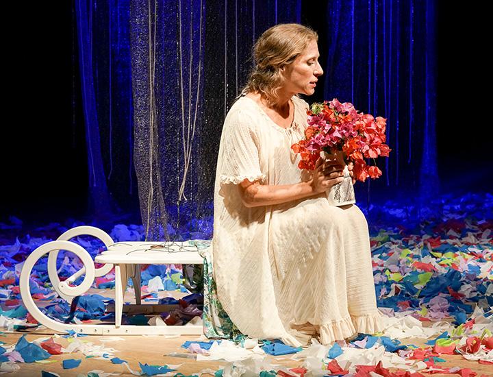 Дополнительный показ спектакля израильского театра «Лестница» состоится врамках форума «М.@rt.контакт»