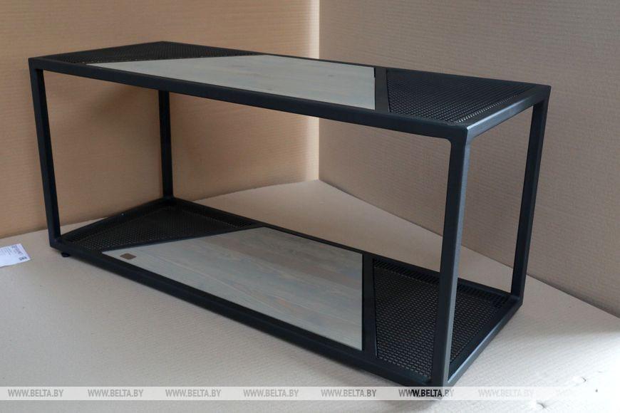 Серийный выпуск мебели встиле лофт планирует начать могилевское предприятие