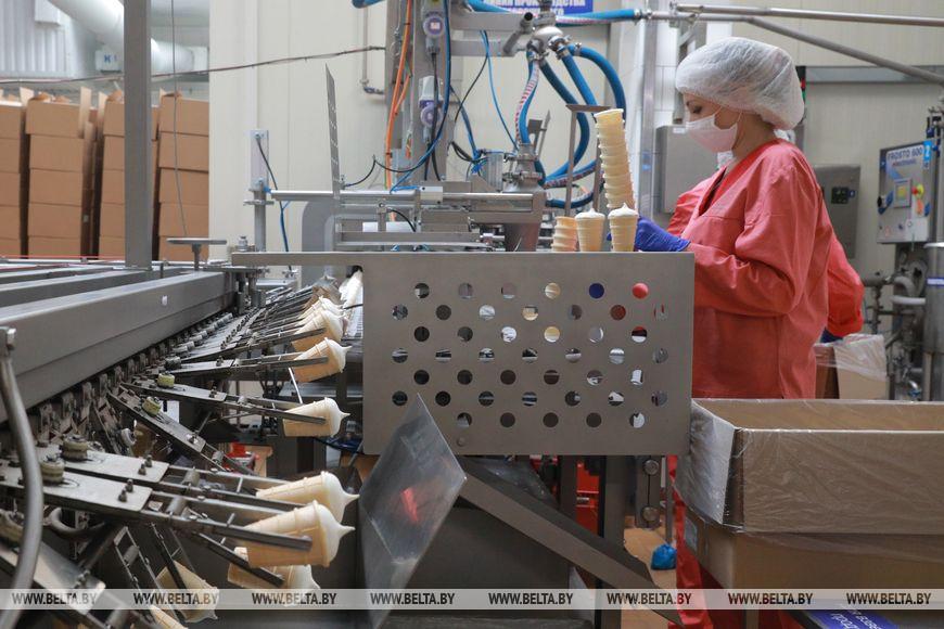 Линия биоразлагаемой упаковки для новых продуктов начала работать намогилевском предприятии