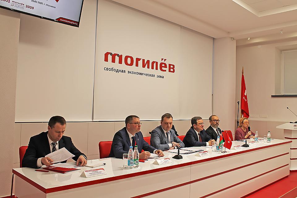 Районо-городской экономический форум «Могилев— Амасья» прошел вобластном центре