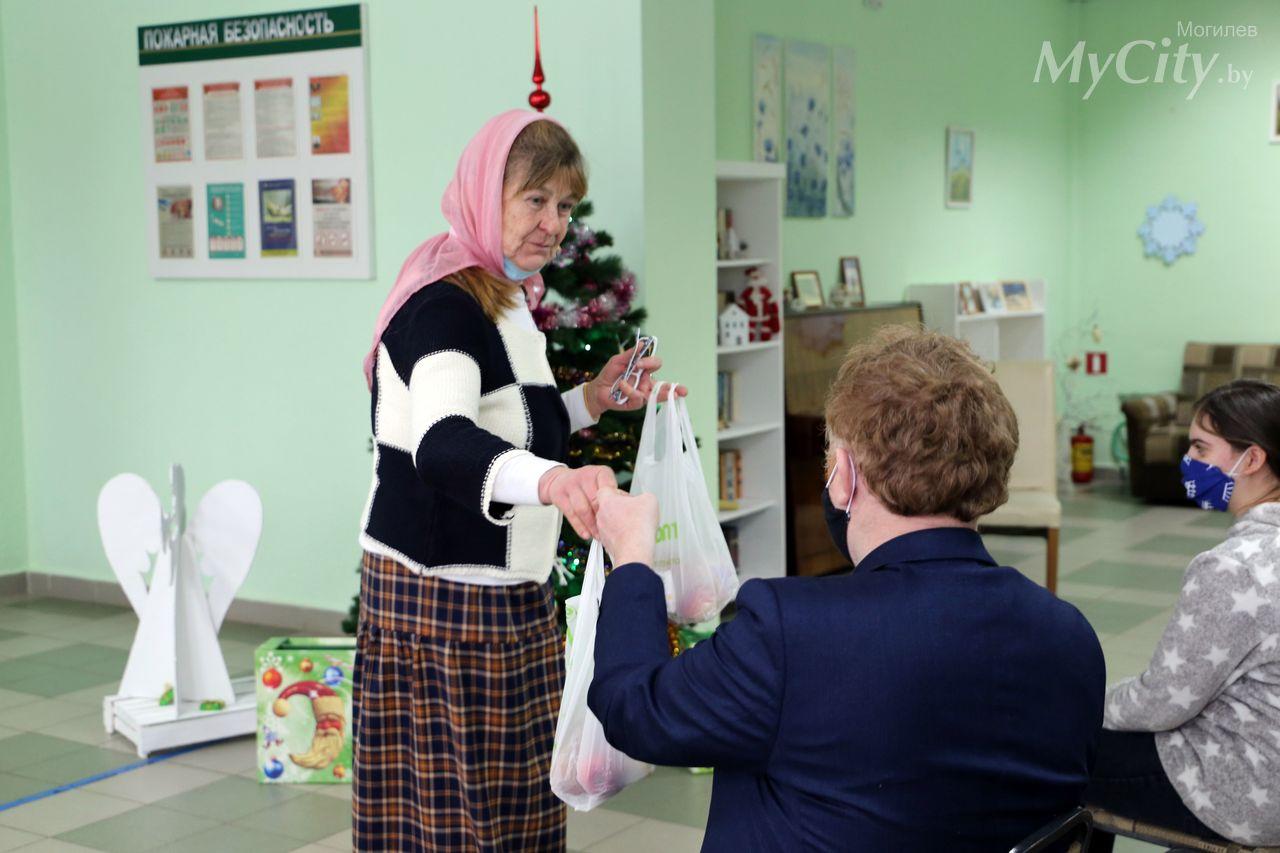 Благотворительная акция «Вожидании Рождества» прошла вМогилеве