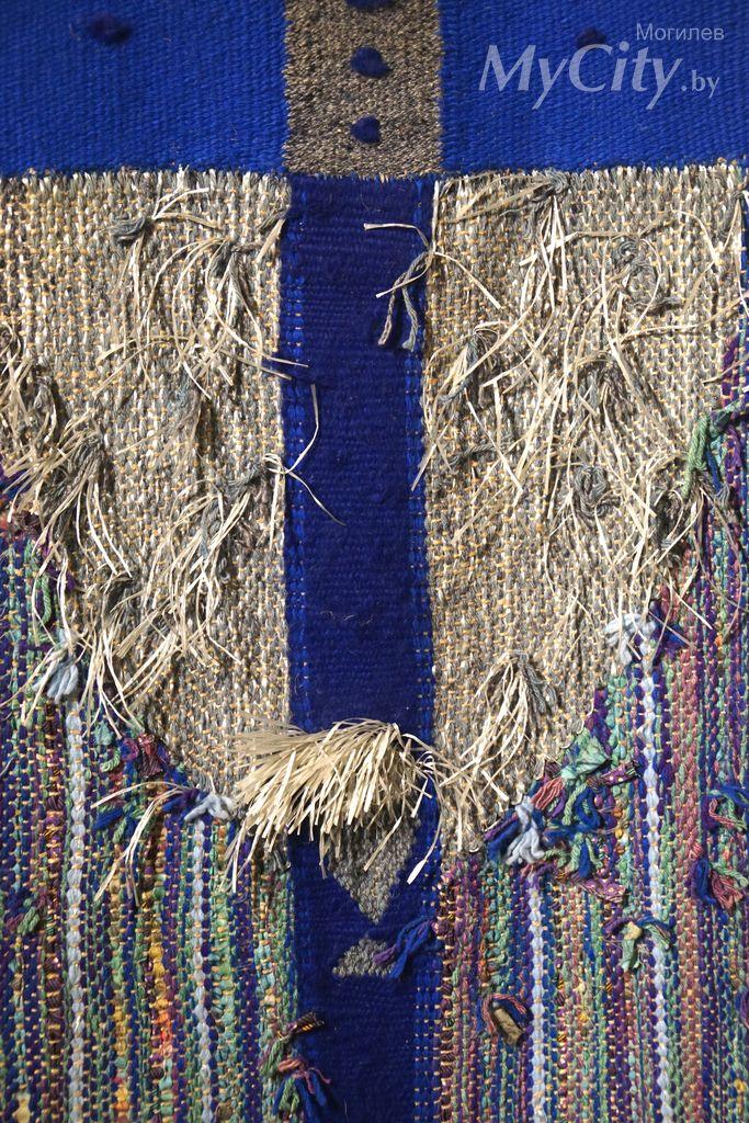 Выставка художественного текстиля мастеров Беларуси иУкраины открылась вмузее Бялыницкого-Бирули Могилева