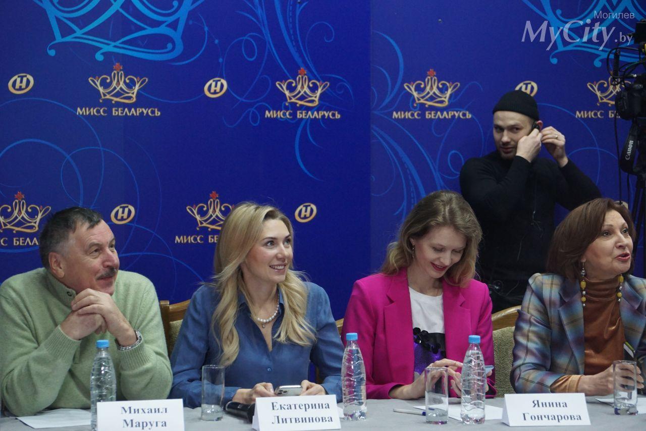 Отборочный областной этап конкурса «Мисс Беларусь-2020» состоялся вМогилеве