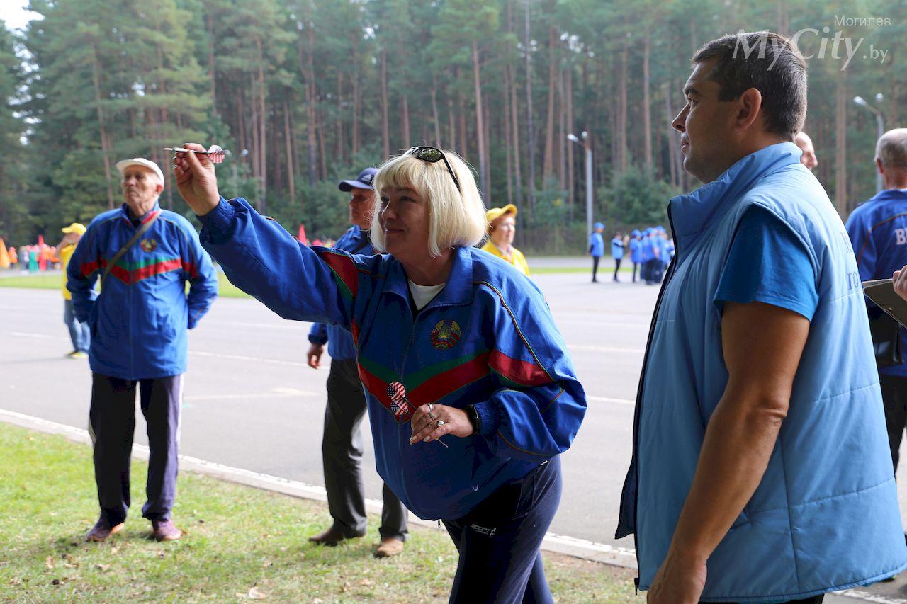 Физкультурно-оздоровительный праздник «Тропа здоровья» прошел вМогилеве