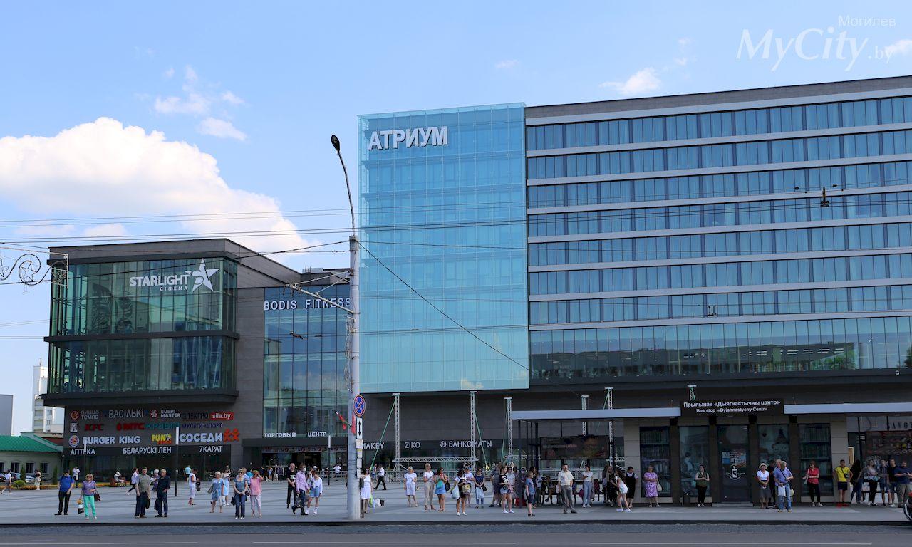 ВМогилеве 20сентября остановку «Диагностический центр» временно закроют