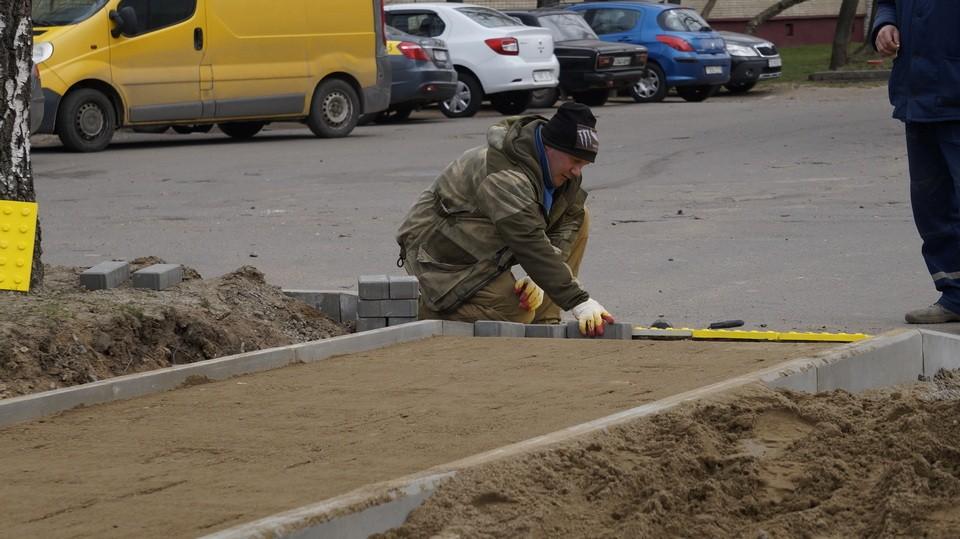 К75-летию Победы вМогилеве приведут впорядок все воинские захоронения