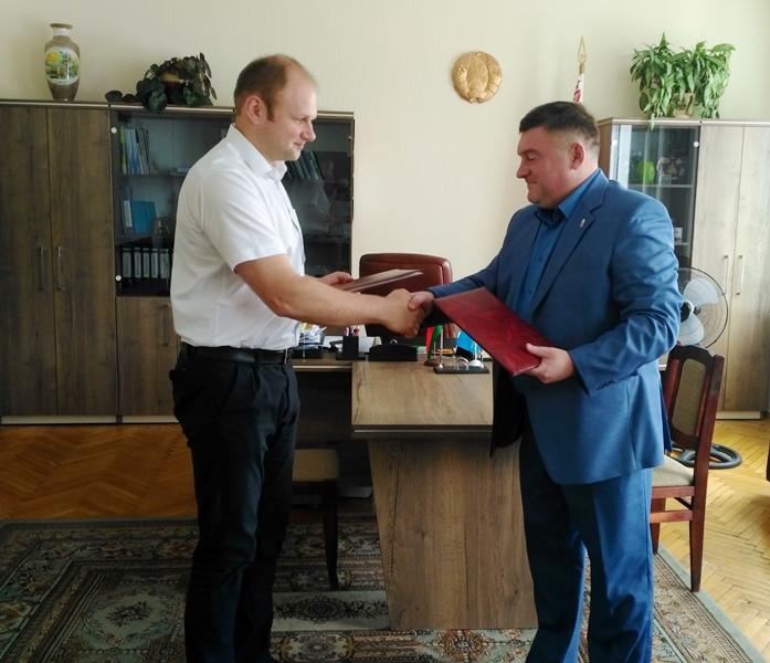 Соглашение онаучно-производственном сотрудничестве подписали МГУП иМогилевское агентство регионального развития