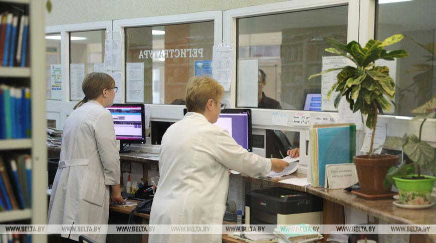 В Могилеве после реконструкции начала работу поликлиника в областном онкологическом диспансере