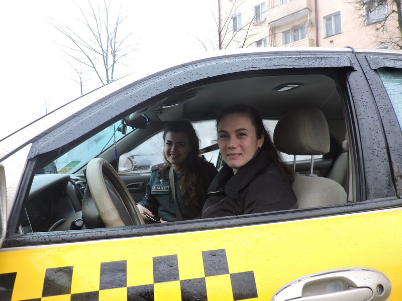 Необычное такси появилось наулицах Могилева
