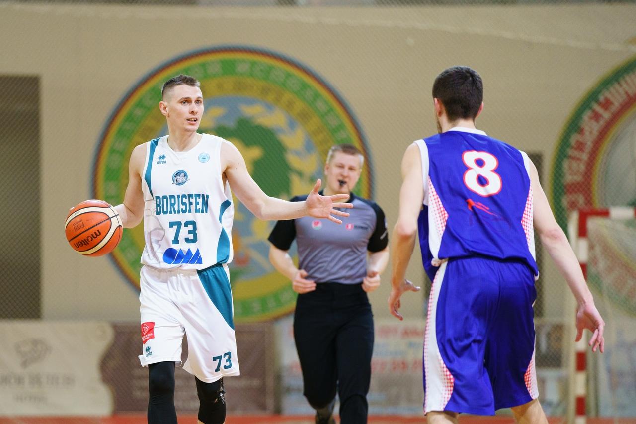 Камбэк «Борисфена» вматче против «Гродно-93» вывел «рыцарей» напервую строчку втурнирной таблице