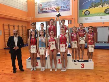 Могилевские спортсмены завоевали «серебро» напервенстве  Беларуси попрыжкам набатуте