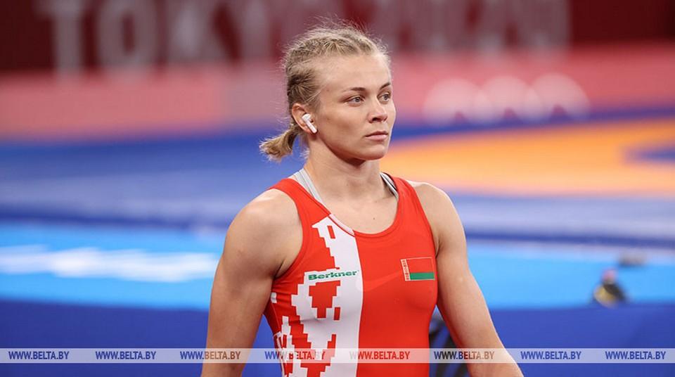 Белоруска Ирина Курочкина победила встартовой схватке наОИ вТокио