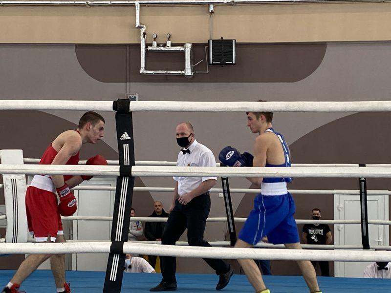 Боксеры Могилевщины напервенстве Беларуси завоевали три золотые медали