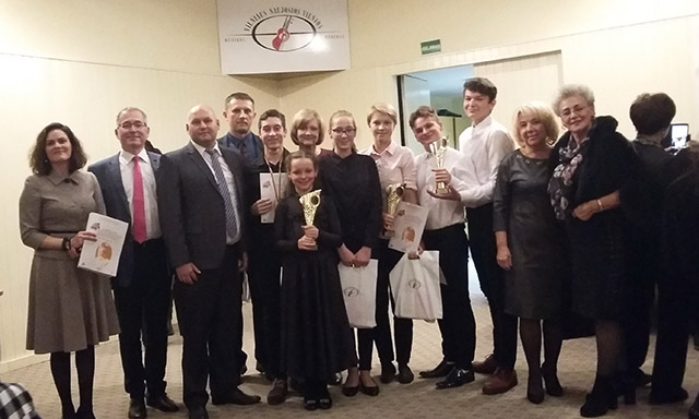 Могилёвские аккордеонисты завоевали три Гран-при вЛитве