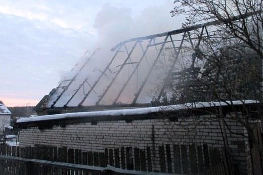 В Могилёве на пожаре погиб 48-летний мужчина