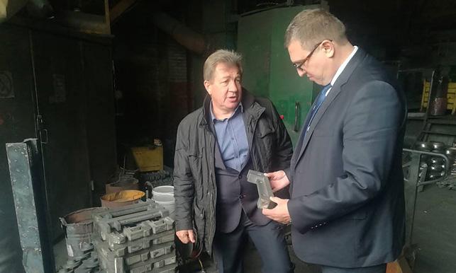 ВМогилёве реализуется «чугунно-стальной» проект
