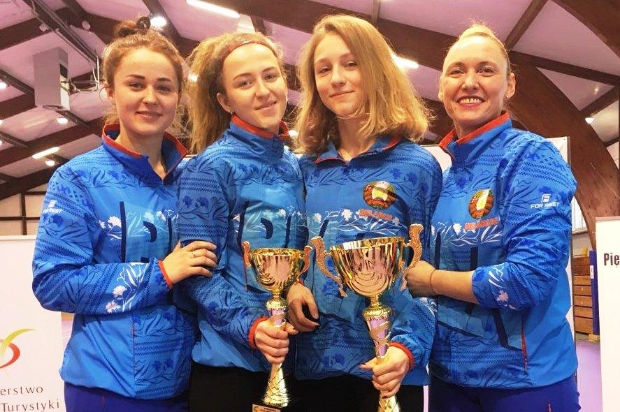 Могилевчанки завоевали «золото» и«бронзу» насоревнованиях посовременному пятиборью вПольше