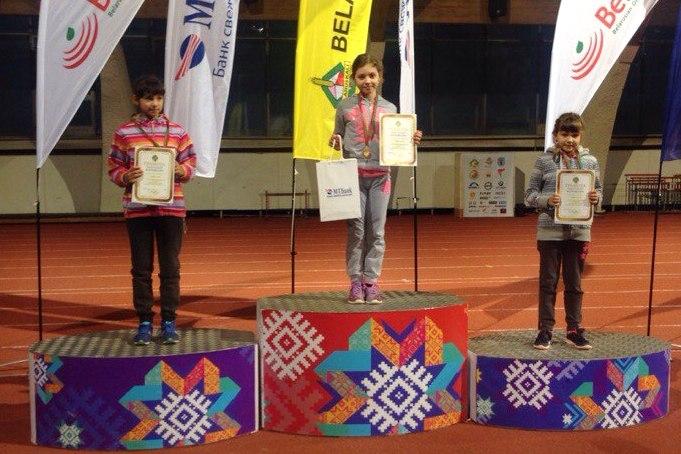 Могилёвские спортсмены успешно выступили напервом этапе Кубка Беларуси потриатлону