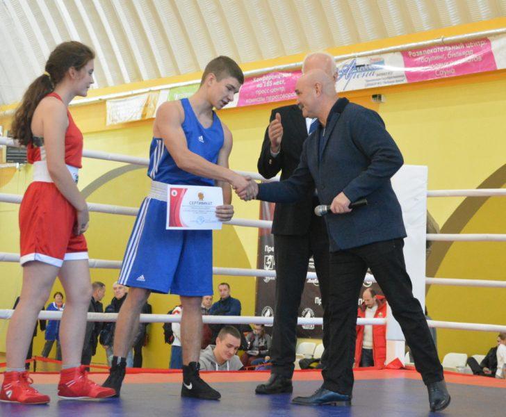 Могилёвские боксёры успешно выступили наоткрытом Кубке Беларуси