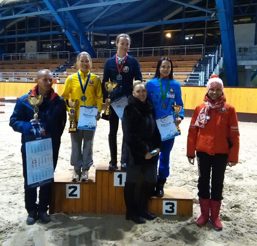 Татьяна Халдоба взяла «бронзу» открытого Кубка Беларуси посовременному пятиборью