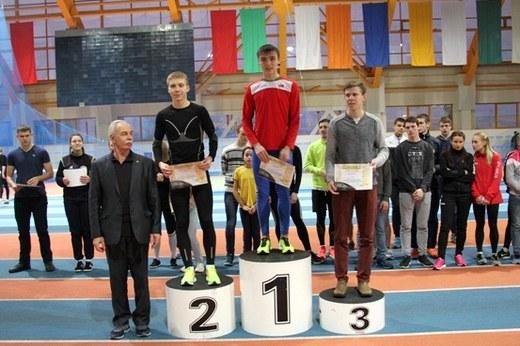 Соревнования по лёгкой атлетике собрали в Могилёве 112 спортсменов