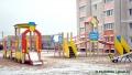 Подарок отмогилевских железнодорожников: вГлуске появилась новая детская игровая площадка