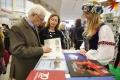 Участие порядка 500 печатных СМИ, теле- ирадиопрограмм иканалов изразных стран ожидается навыставке «СМІ ўБеларусі»